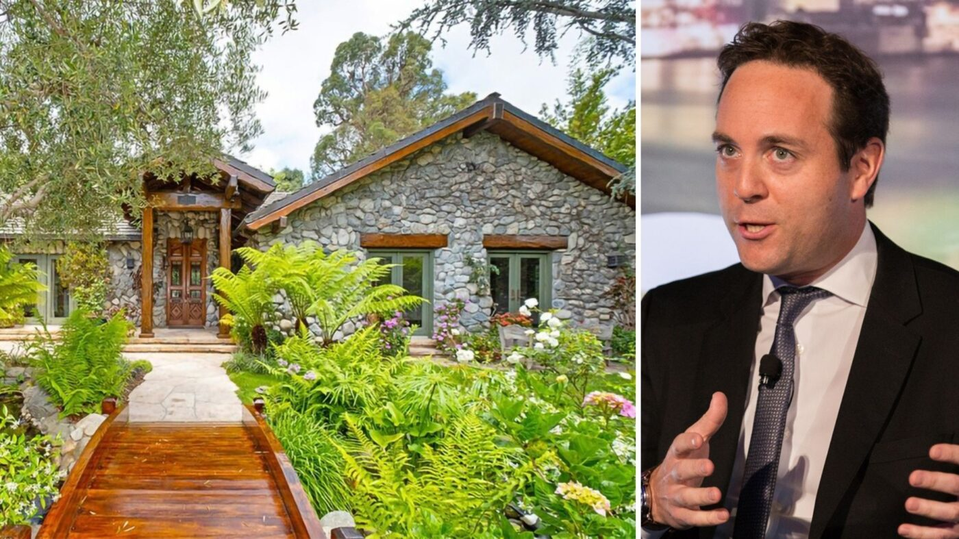 Spencer Rascoff pays $1M above Zestimate for LA home