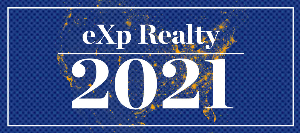 Soaring stock, growing agent count: What to watch as eXp enters 2021