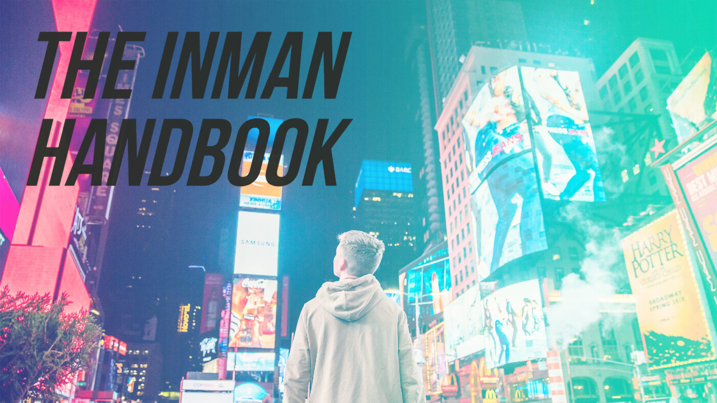 The Inman Handbook on digital advertising with Adwerx