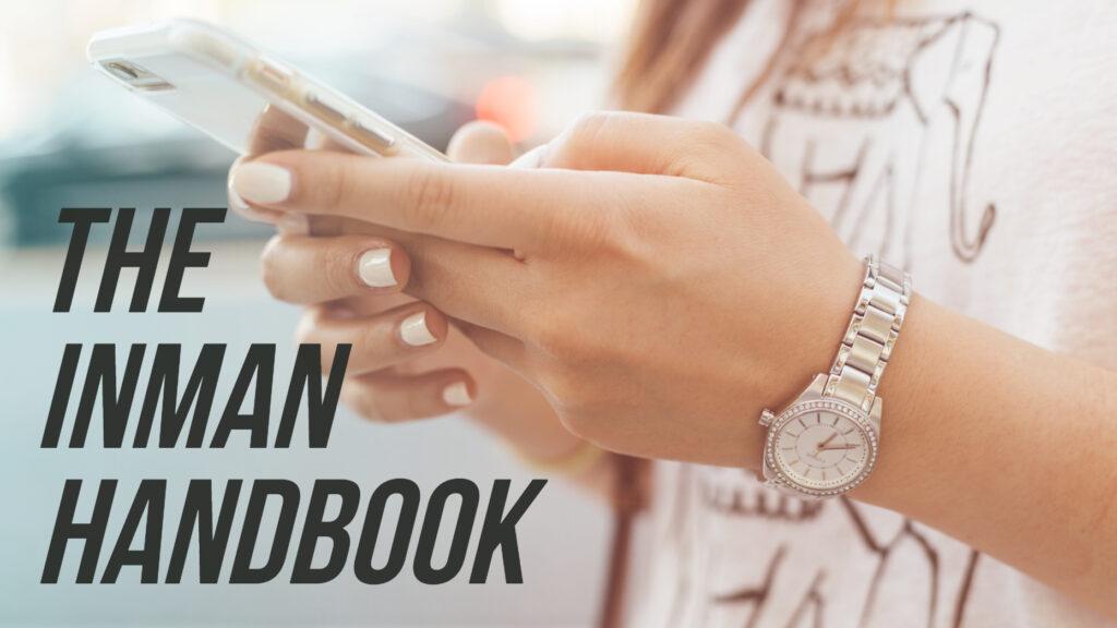 Inman Handbook on unlocking the power of Homesnap