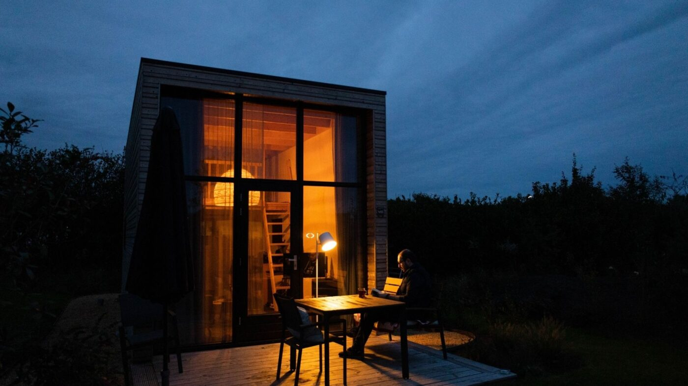 Why tiny homes are booming during the pandemic