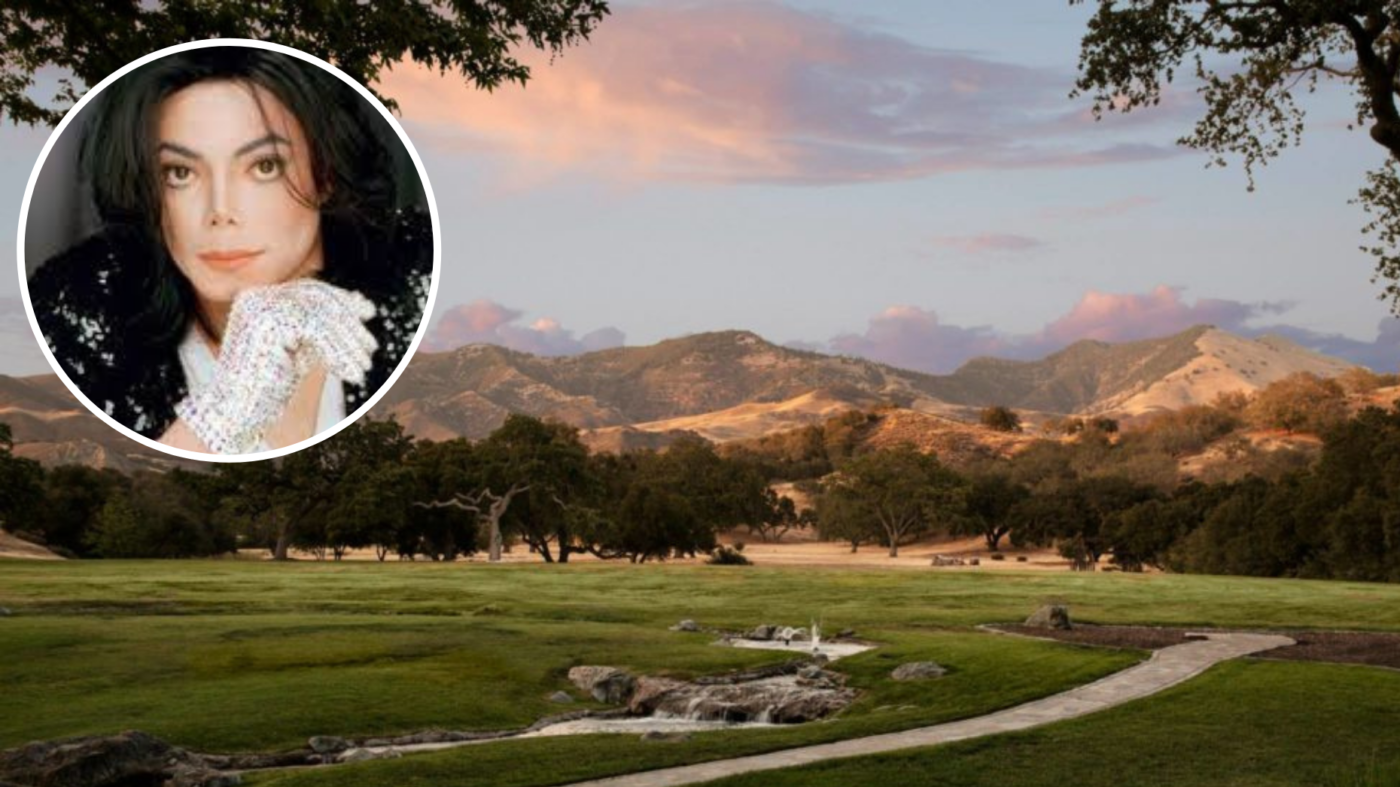 Michael Jackson's Neverland Ranch sells for $22M