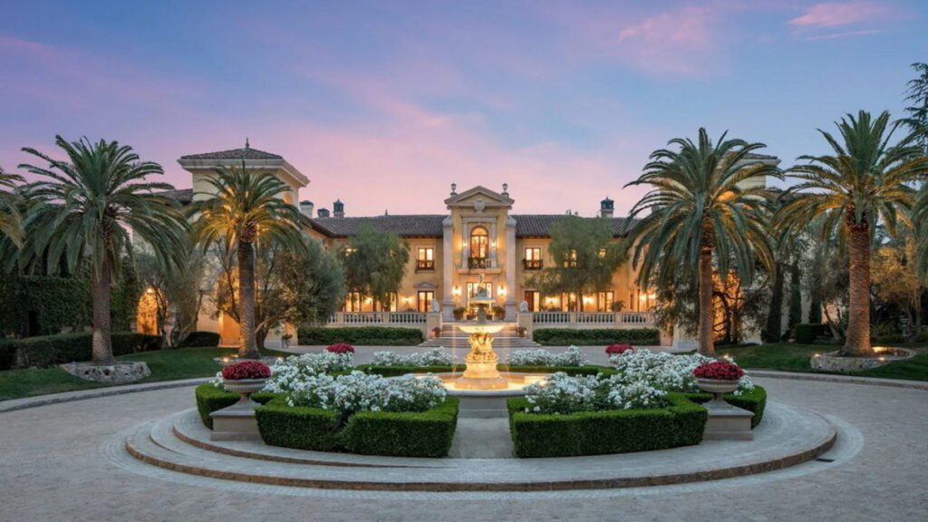 California mansion sells at auction — likely at record-breaking price