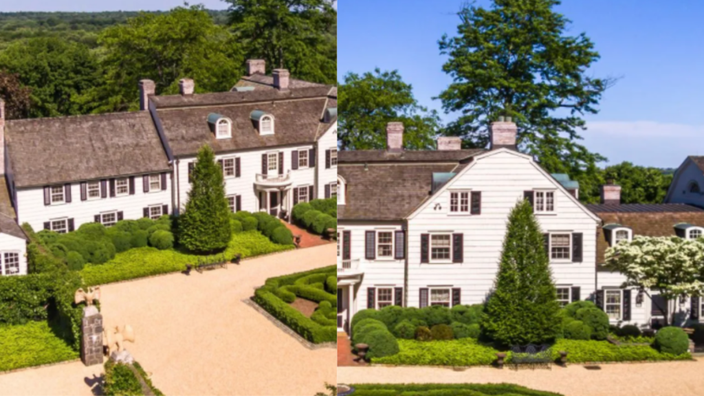 Tommy Hilfiger sells Connecticut estate for $45M, just as ex-wife lists hers