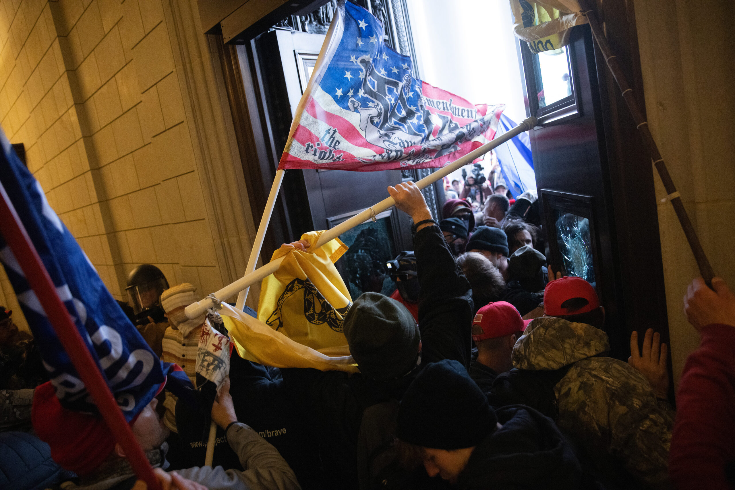 Capitol rioters could face penalties under this NAR policy