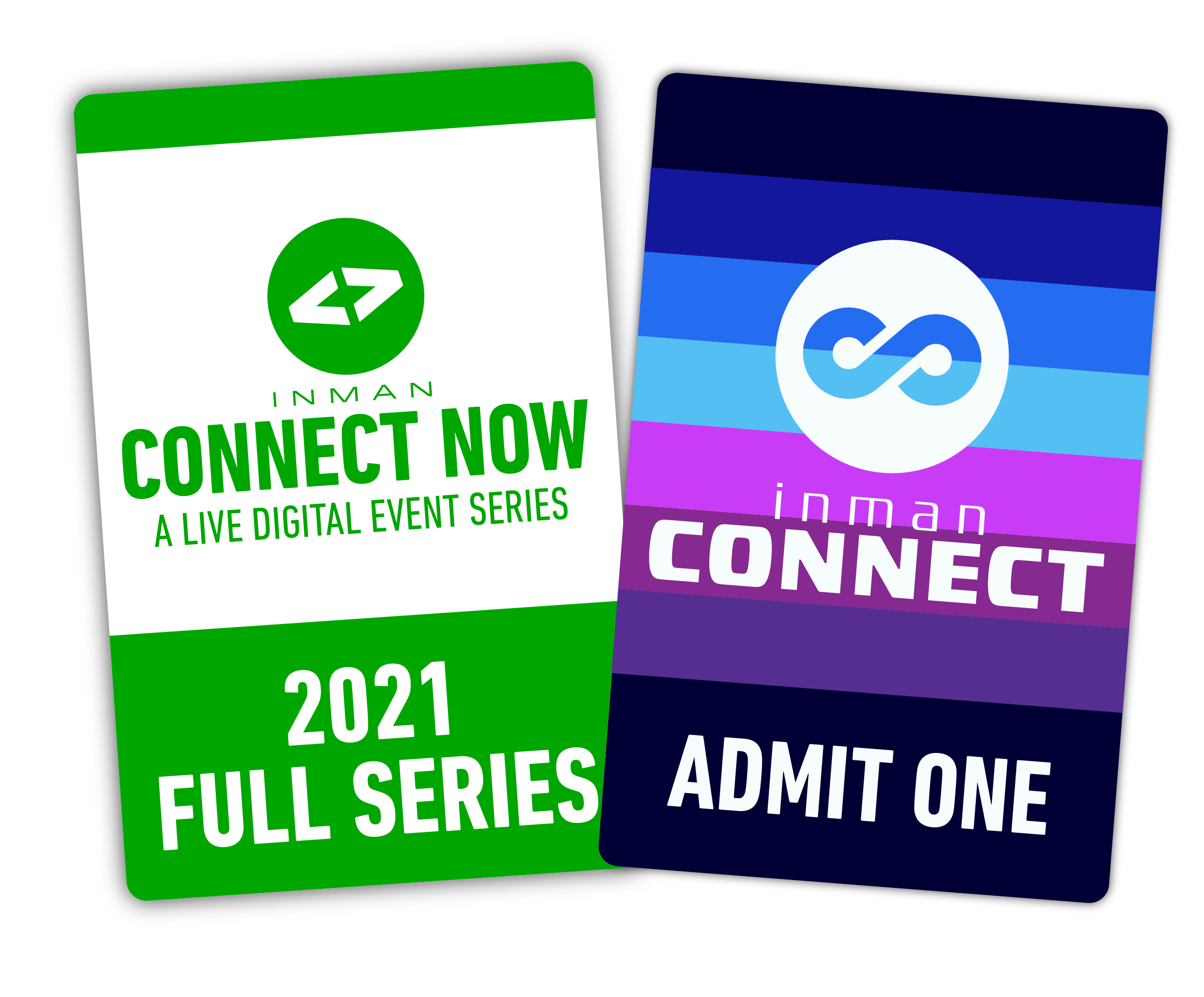 9-Event Bundle: June Inman Connect + Connect Now Full Series