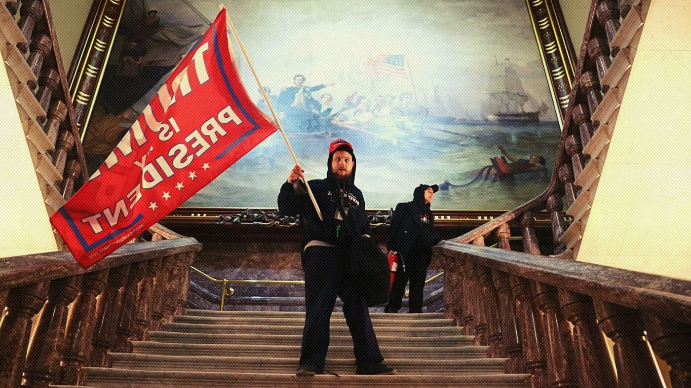 It's not NAR's responsibility to discipline Capitol-storming Realtors