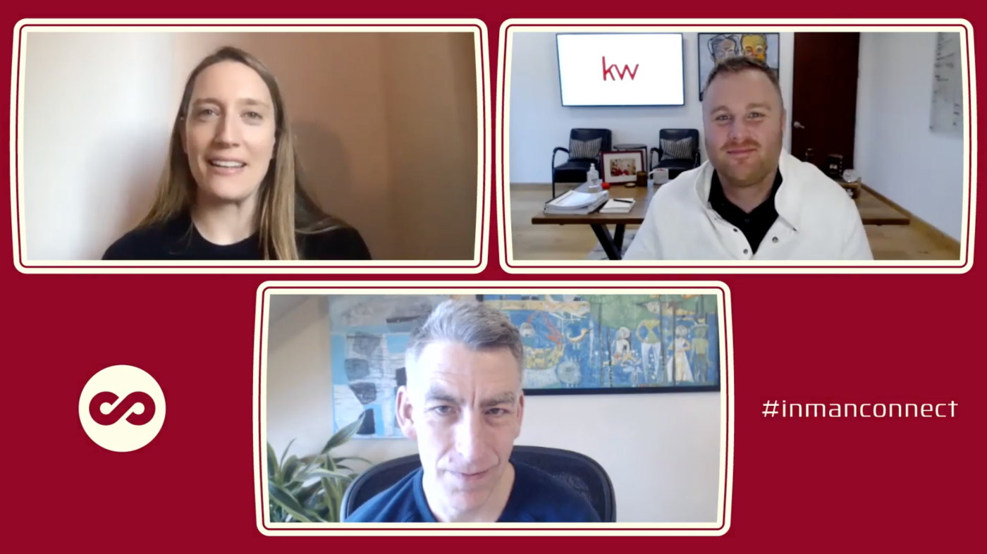 WATCH: Redfin and KW execs go head-to-head at Connect