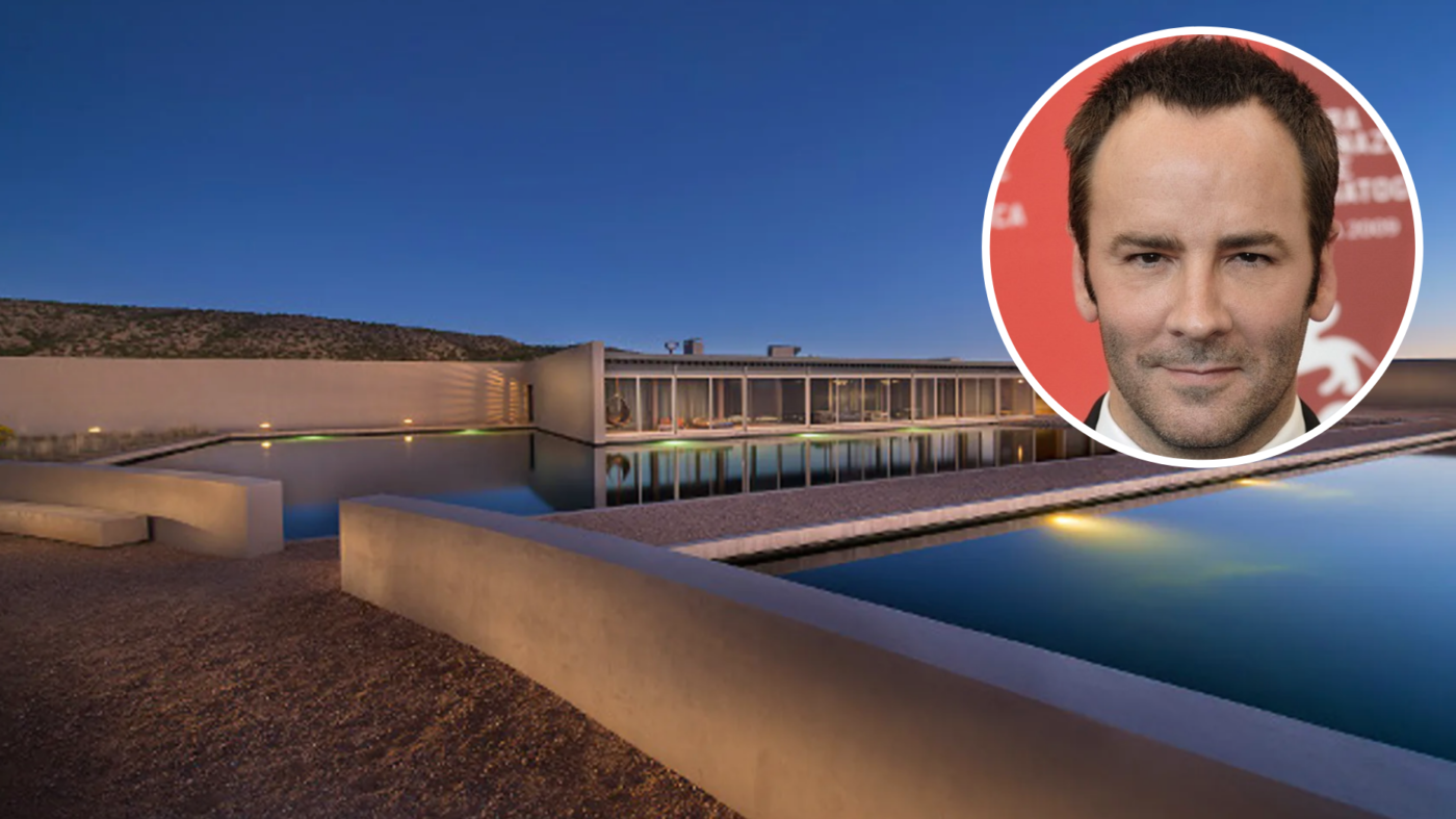 Tom Ford sells Santa Fe ranch for $48M