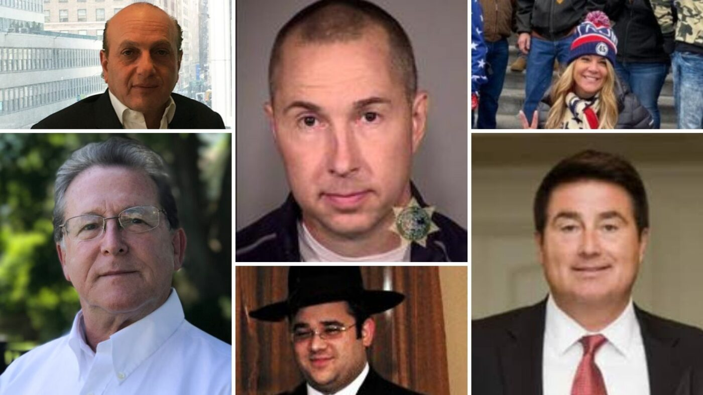 5 real estate professionals who got pardons — and the 1 who didn't