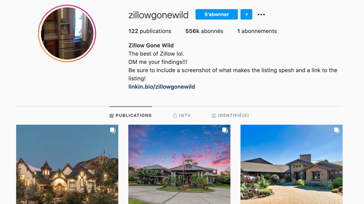 'Zillow Gone Wild': Instagram account featuring kooky homes gains popularity