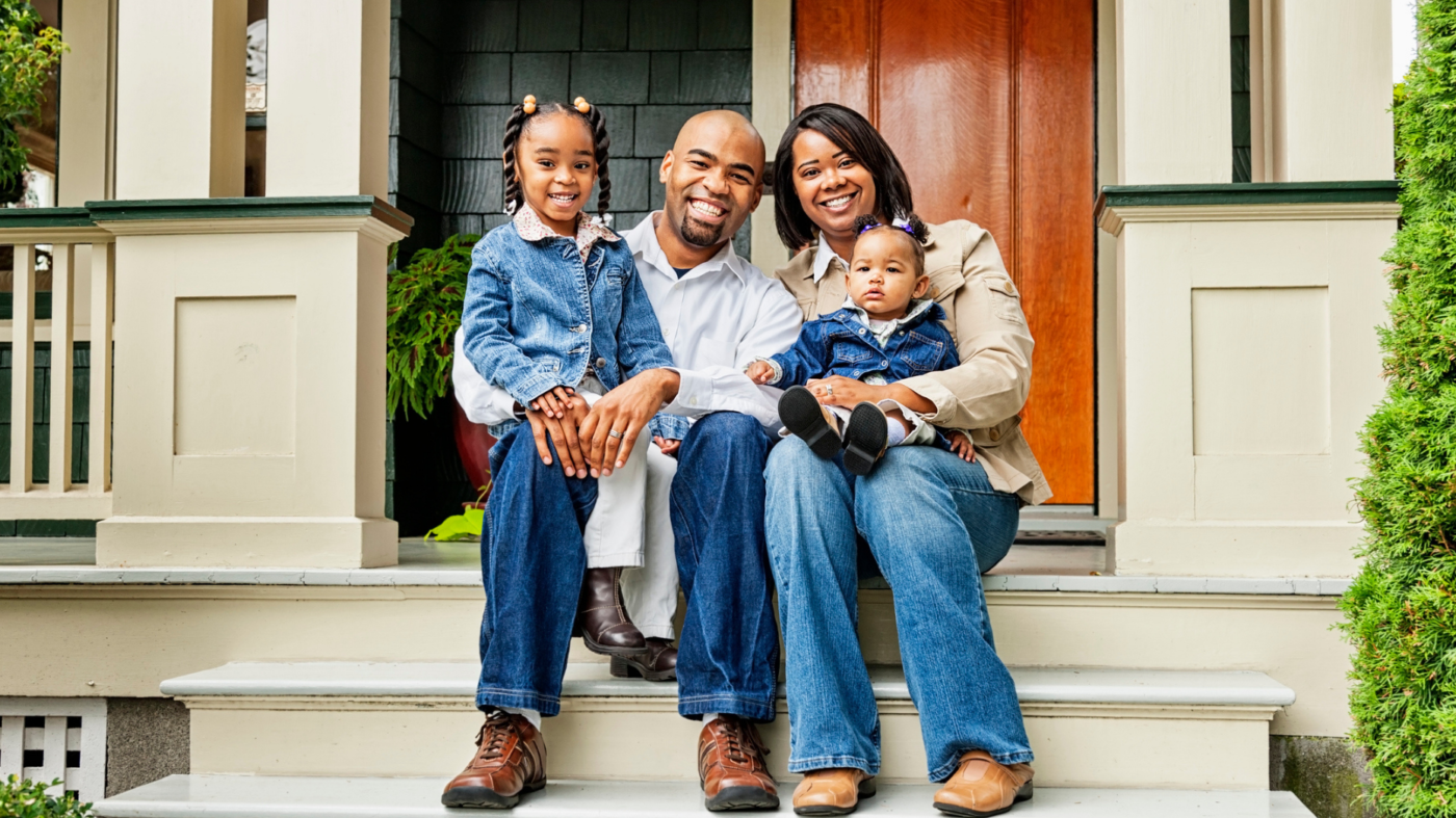 Homeownership rate for Black Americans lags behind at 42%
