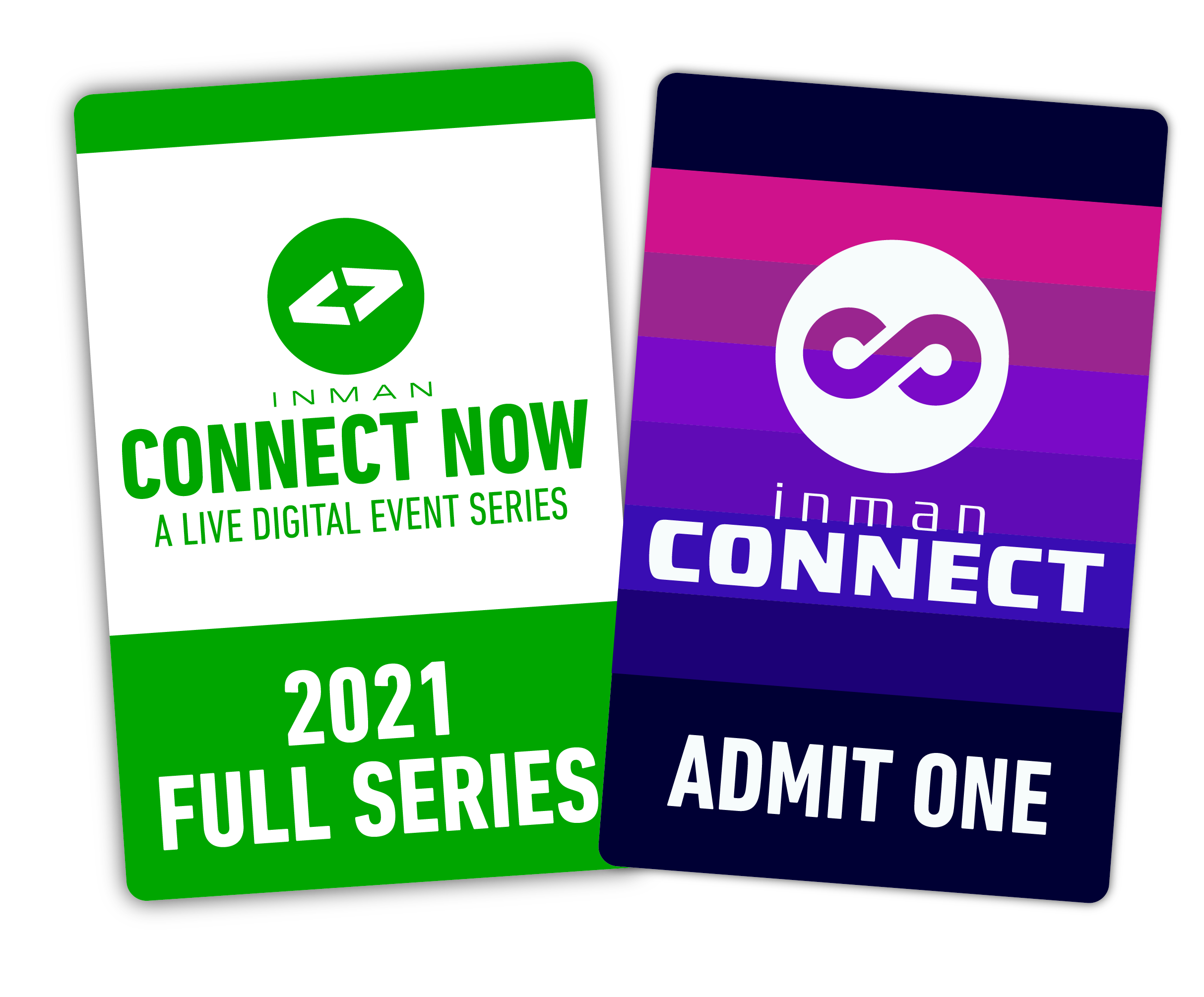 TEST 10-Event Bundle: June Inman Connect + Connect Now Full Series
