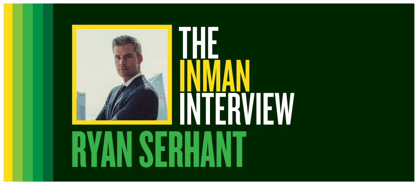 Ryan Serhant on the 'big money energy' agents need to succeed