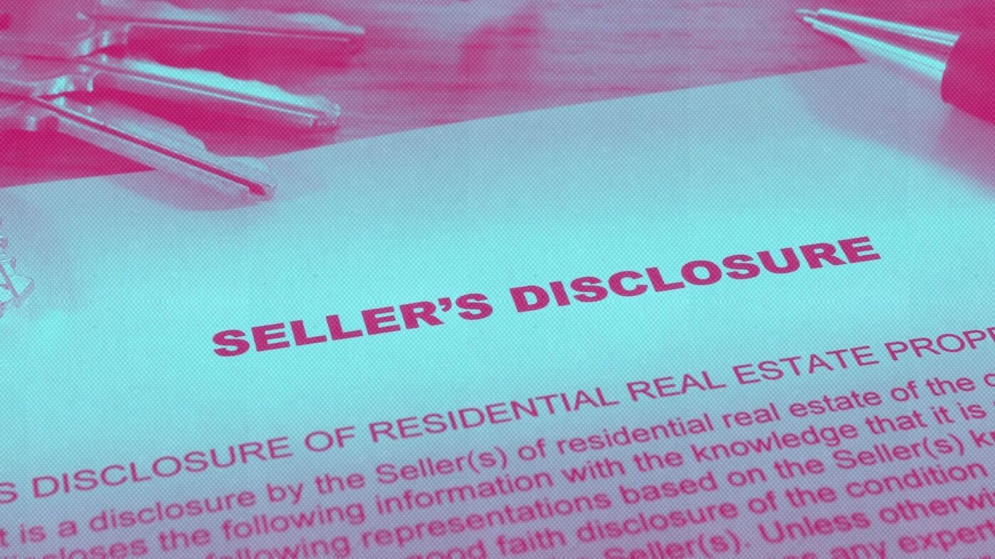 What should sellers disclose? Top 10 disclosure musts