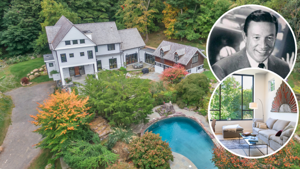 Mike Wallace's historic carriage house hits market for $4M
