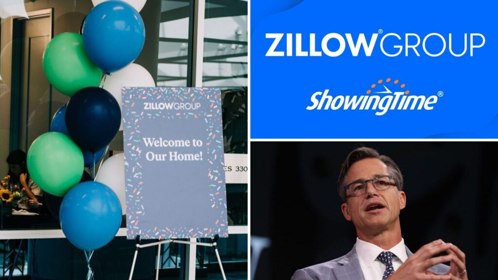 Zillow to acquire ShowingTime for $500M