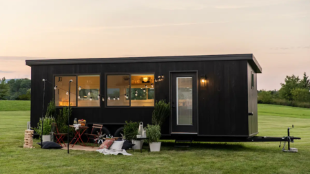 Ikea is selling tiny homes now — and, phew, no assembly required