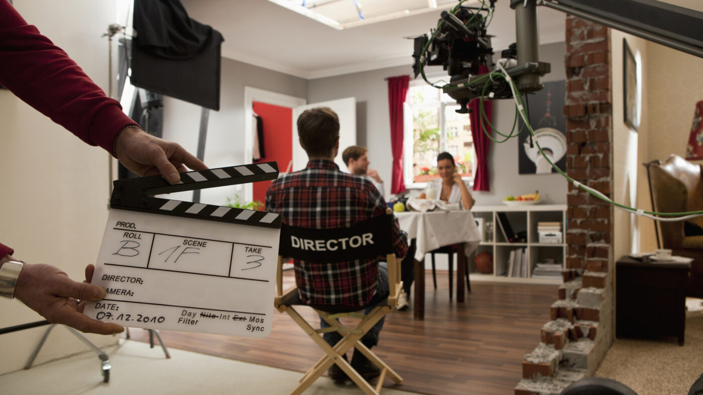 Hollywood at home: What happens when you let the film crews in