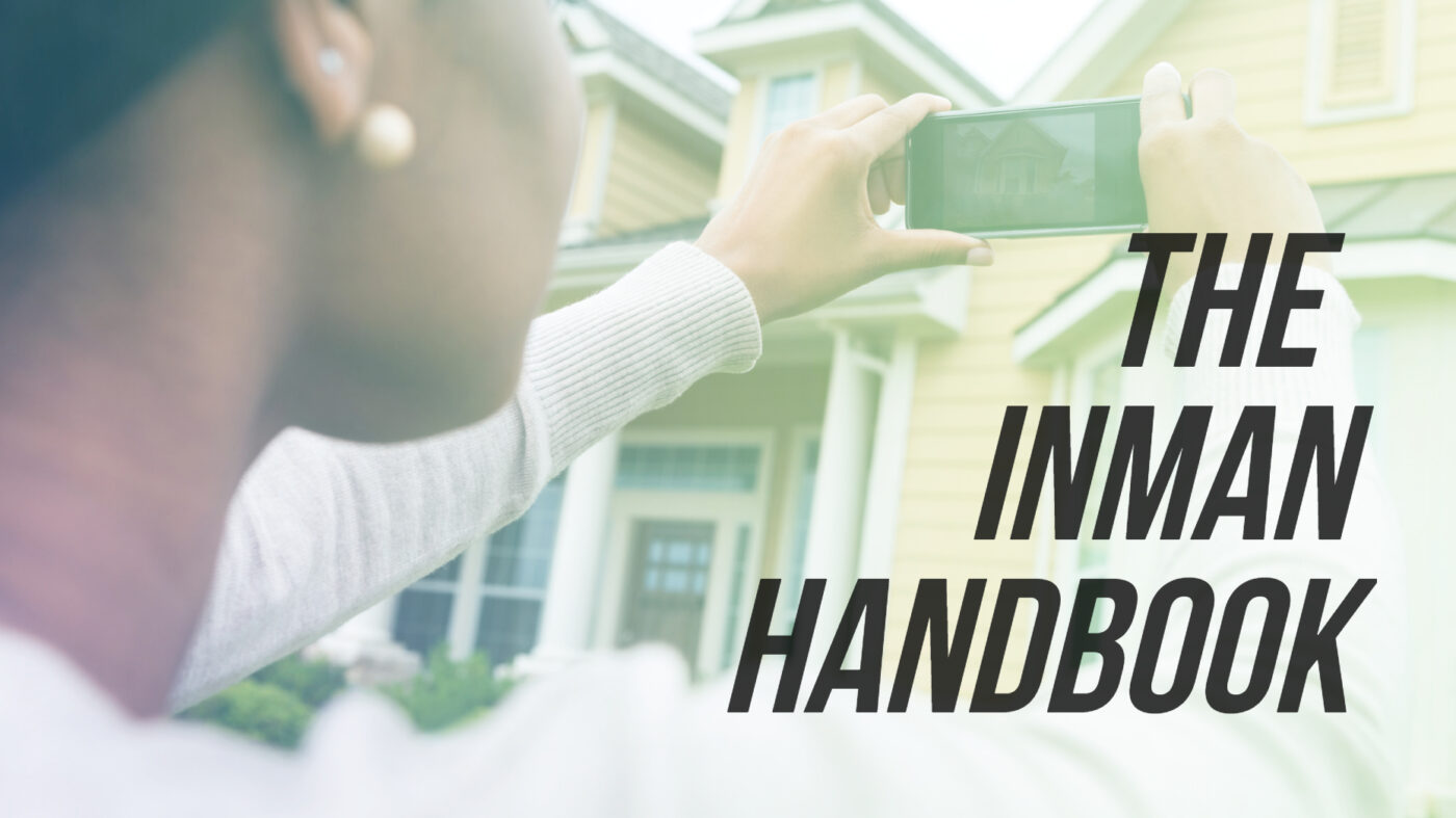 Inman Handbook on digital home showings