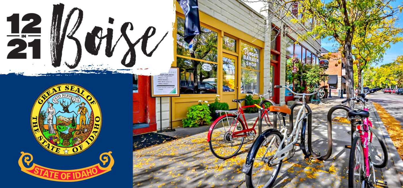 America's hottest neighborhoods: The North End in Boise, Idaho