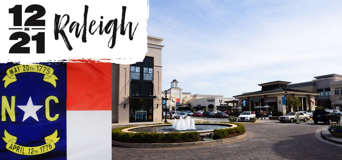 America's hottest neighborhoods: North Hills in Raleigh, North Carolina