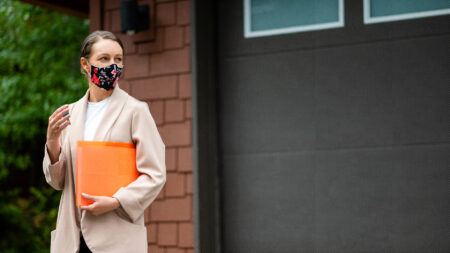 It's Realtor Safety Month. Why is no one talking about the pandemic?