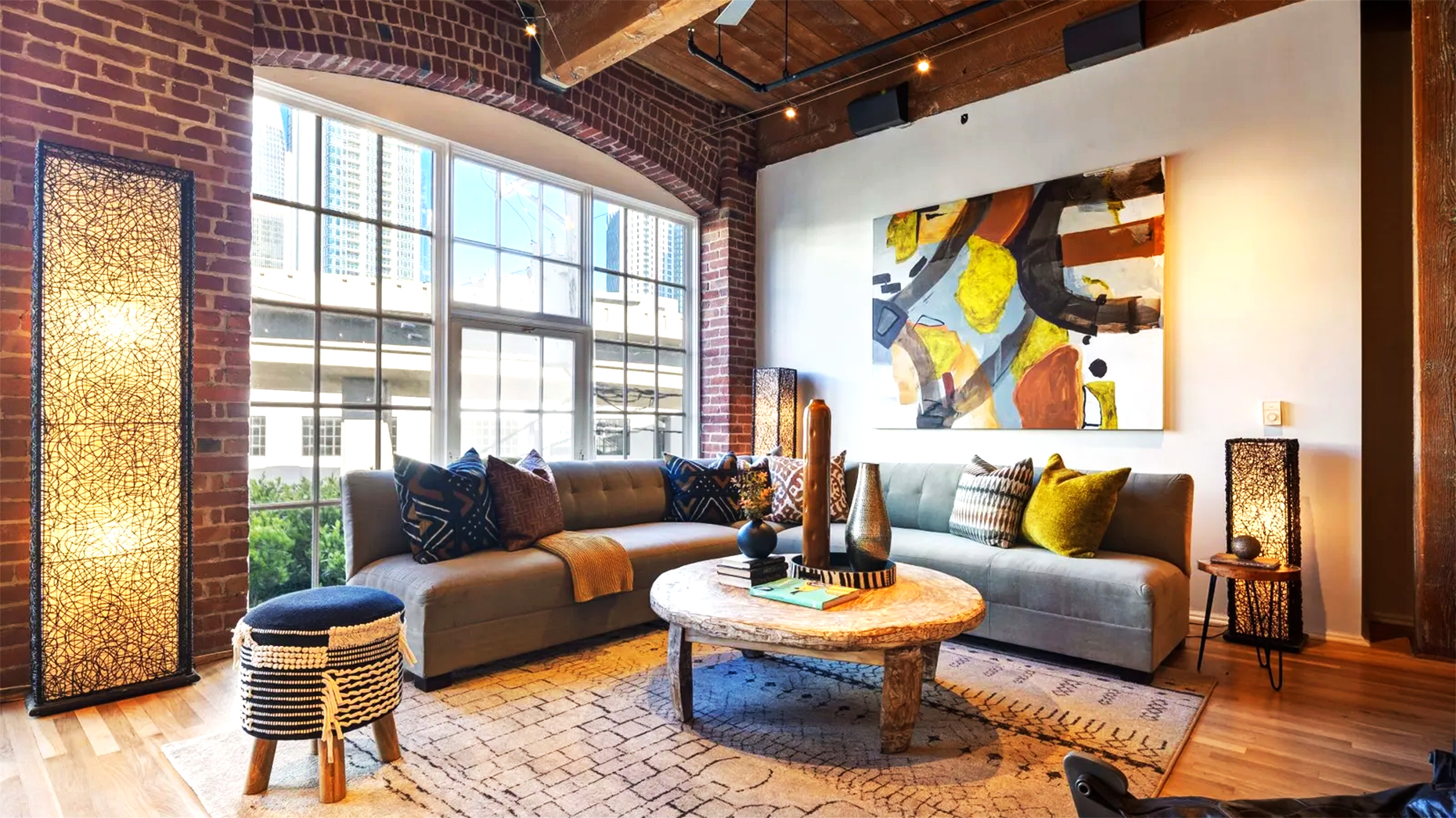 Why industrial interiors are making waves with buyers