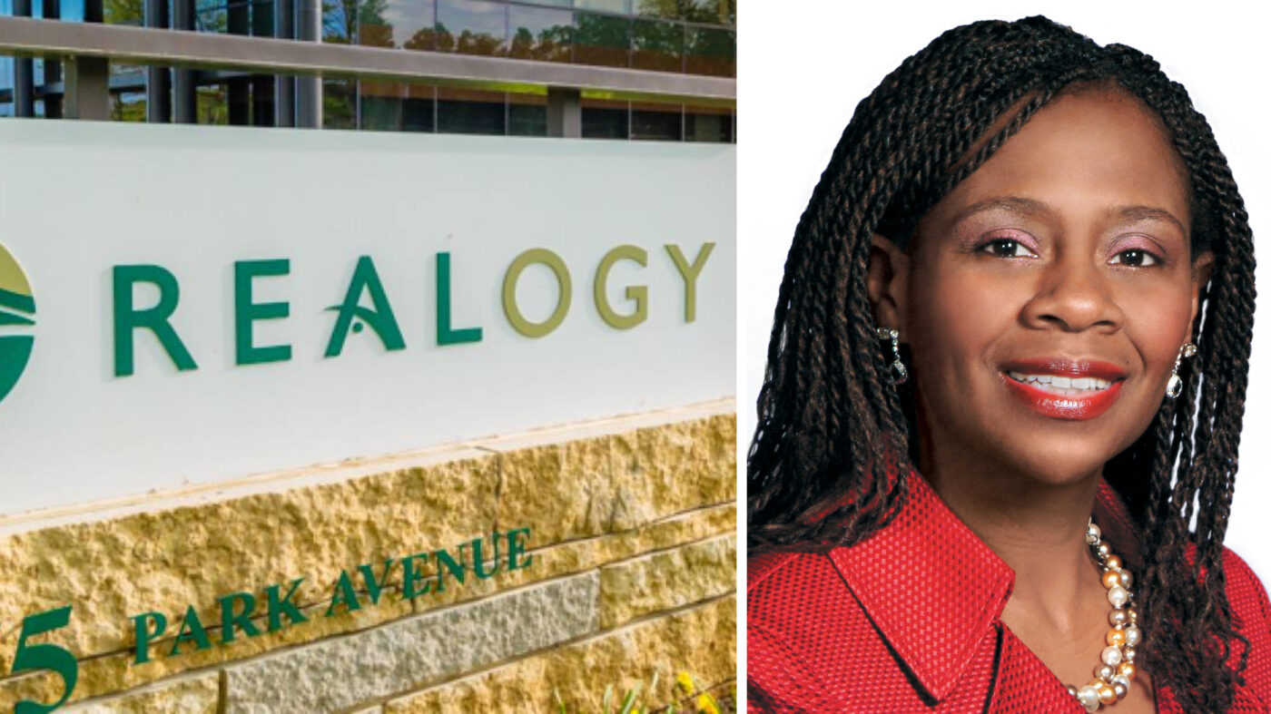 Realogy appoints first black board member