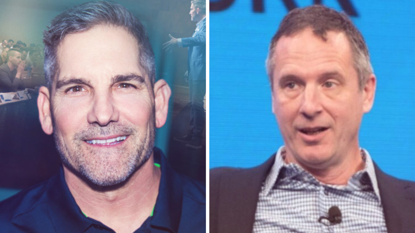 EXp and 'Undercover Billionaire' star Grant Cardone team up