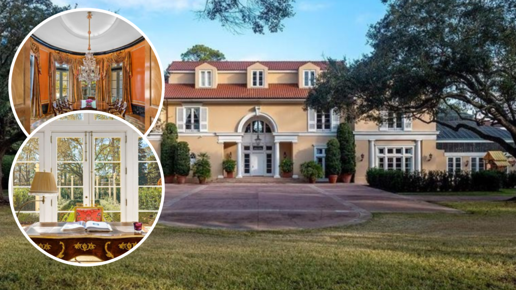 A look inside the most expensive home for sale in Texas