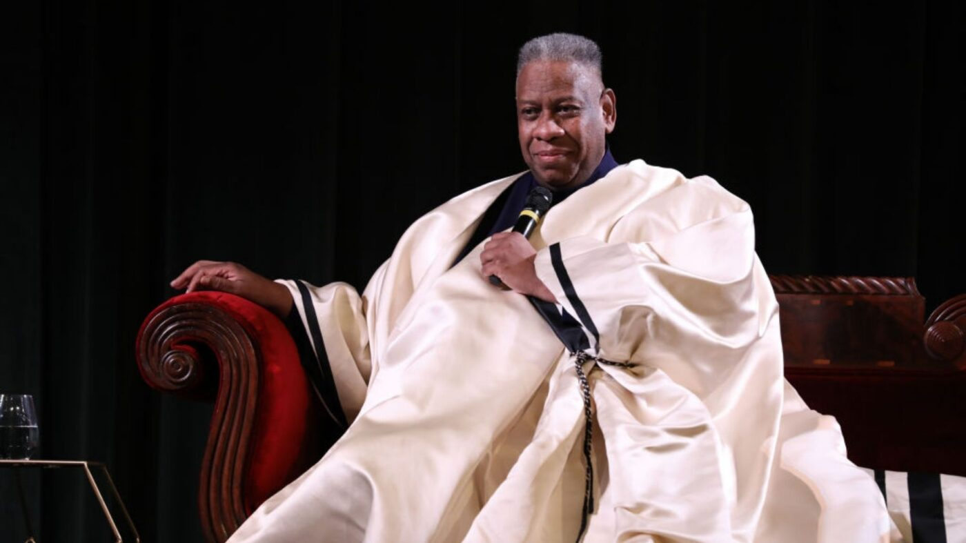Fashion editor André Leon Talley fights eviction from mansion