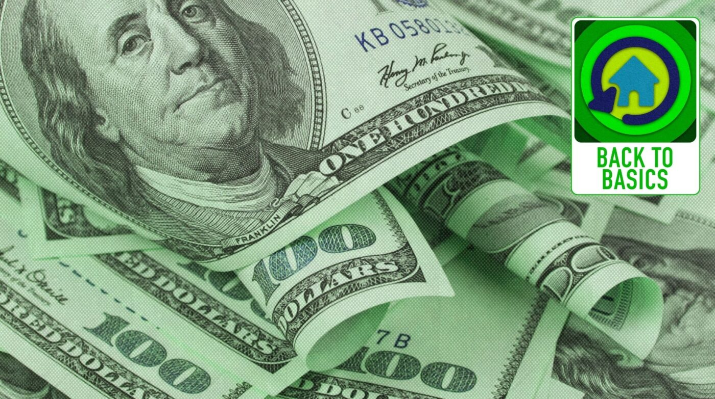 Make more money! Go 'Back to Basics' with Inman this April