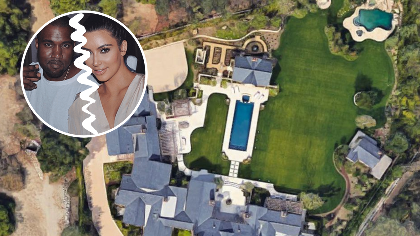 Kim Kardashian to keep Hidden Hills mansion post-divorce