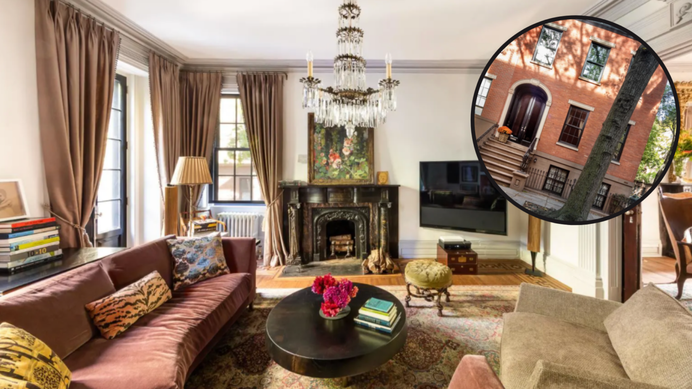 Brooklyn townhouse from 'Moonstruck' lists for $12.85M