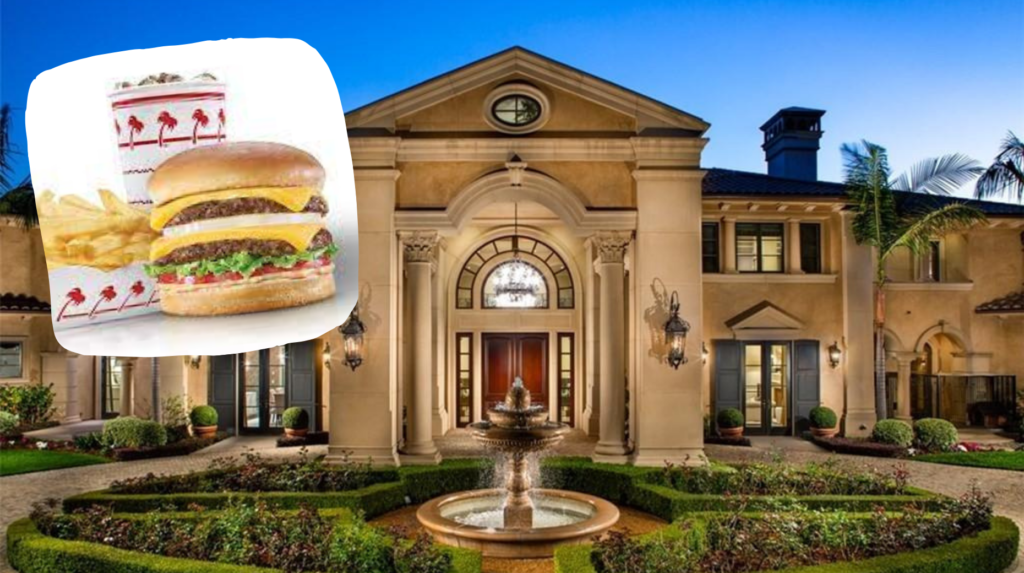 In-N-Out Burger heiress wants $16.8M for swanky LA mansion