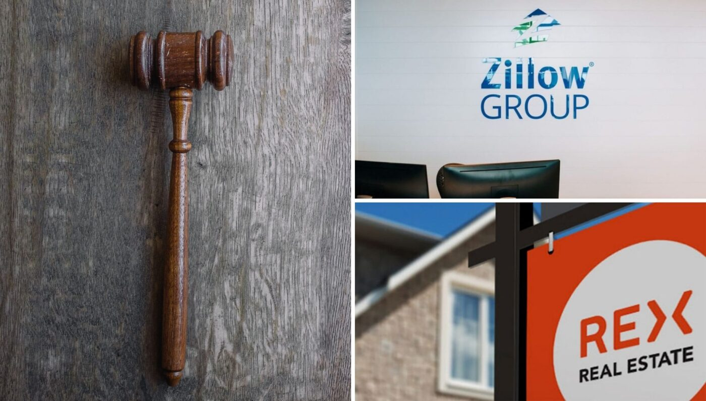 REX takes aim at Zillow with new lawsuit