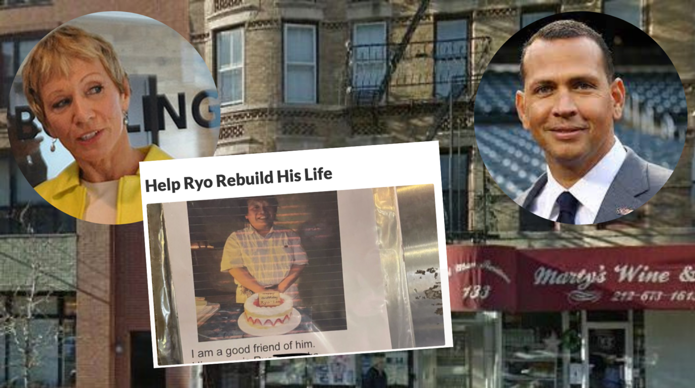 NY building with ties to A-Rod, Barbara Corcoran cleared out COVID patient's apartment