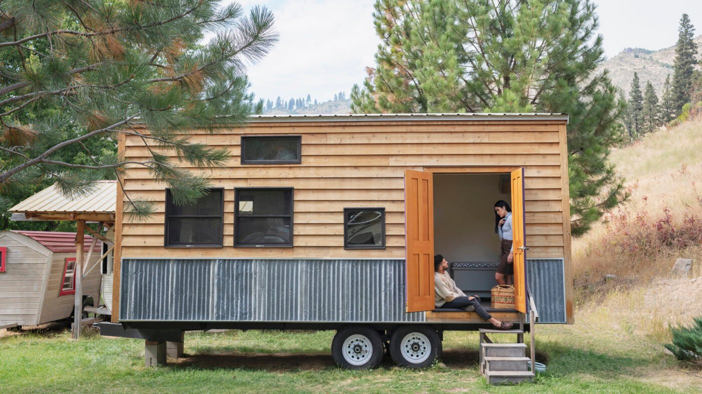 So you want to live in a tiny home? Here's everything you need to know