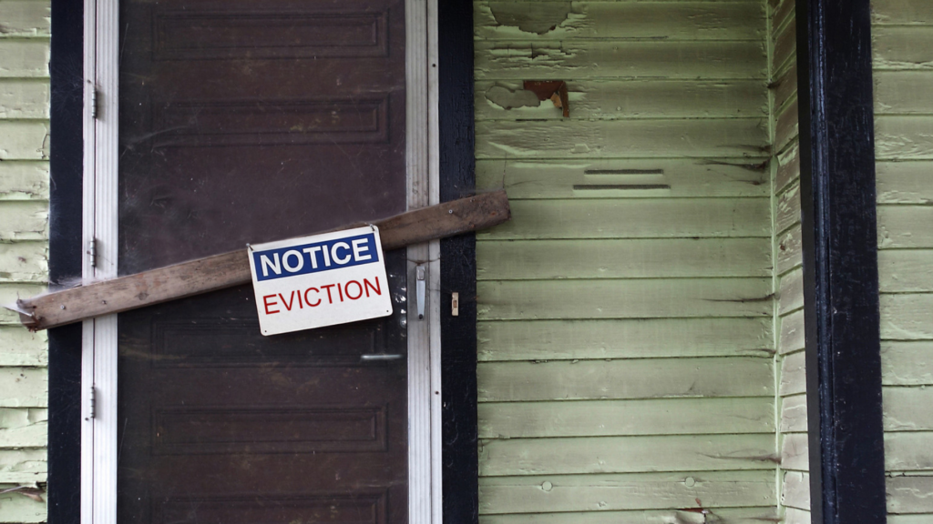 CDC extends national eviction moratorium to June 30