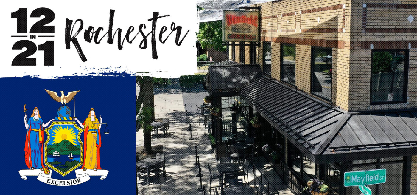 America's hottest neighborhoods: North Winton Village in Rochester, New York