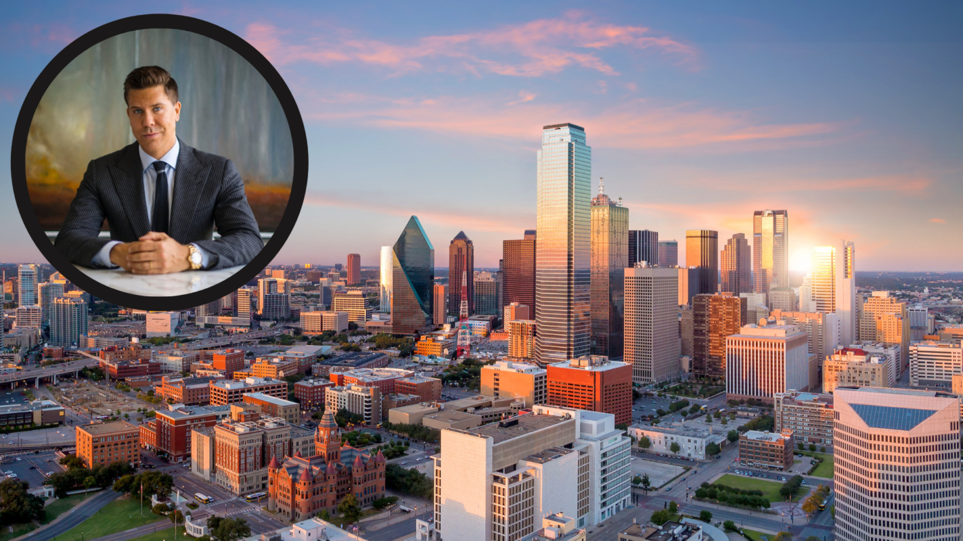 Douglas Elliman expands Texas footprint with Frederik Eklund