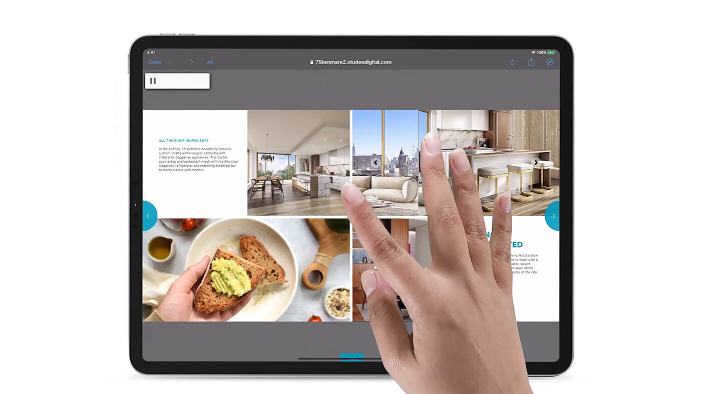 Interactive storytelling: the future of digital real estate