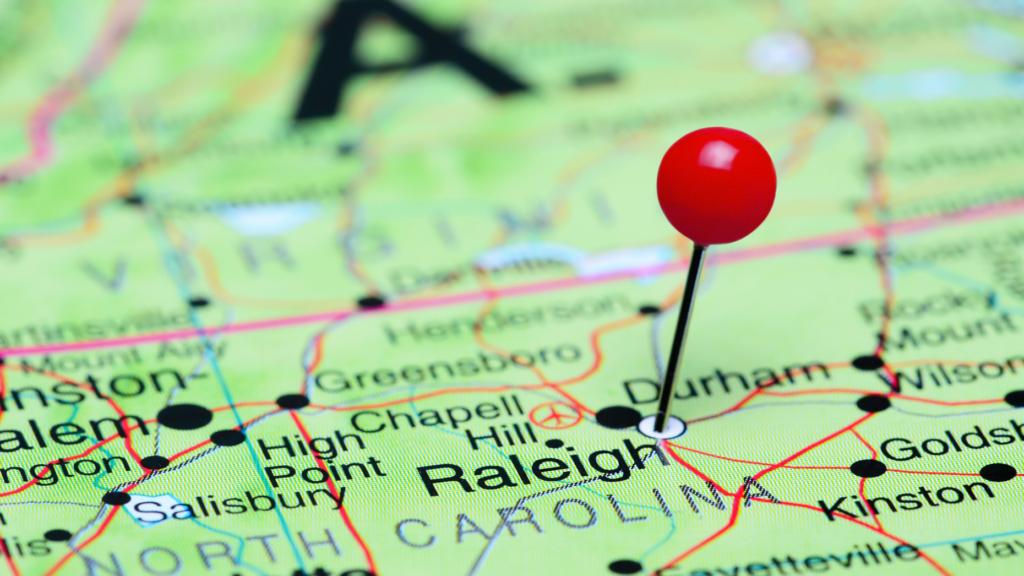 Compass lance son premier bureau à Raleigh, Caroline du Nord