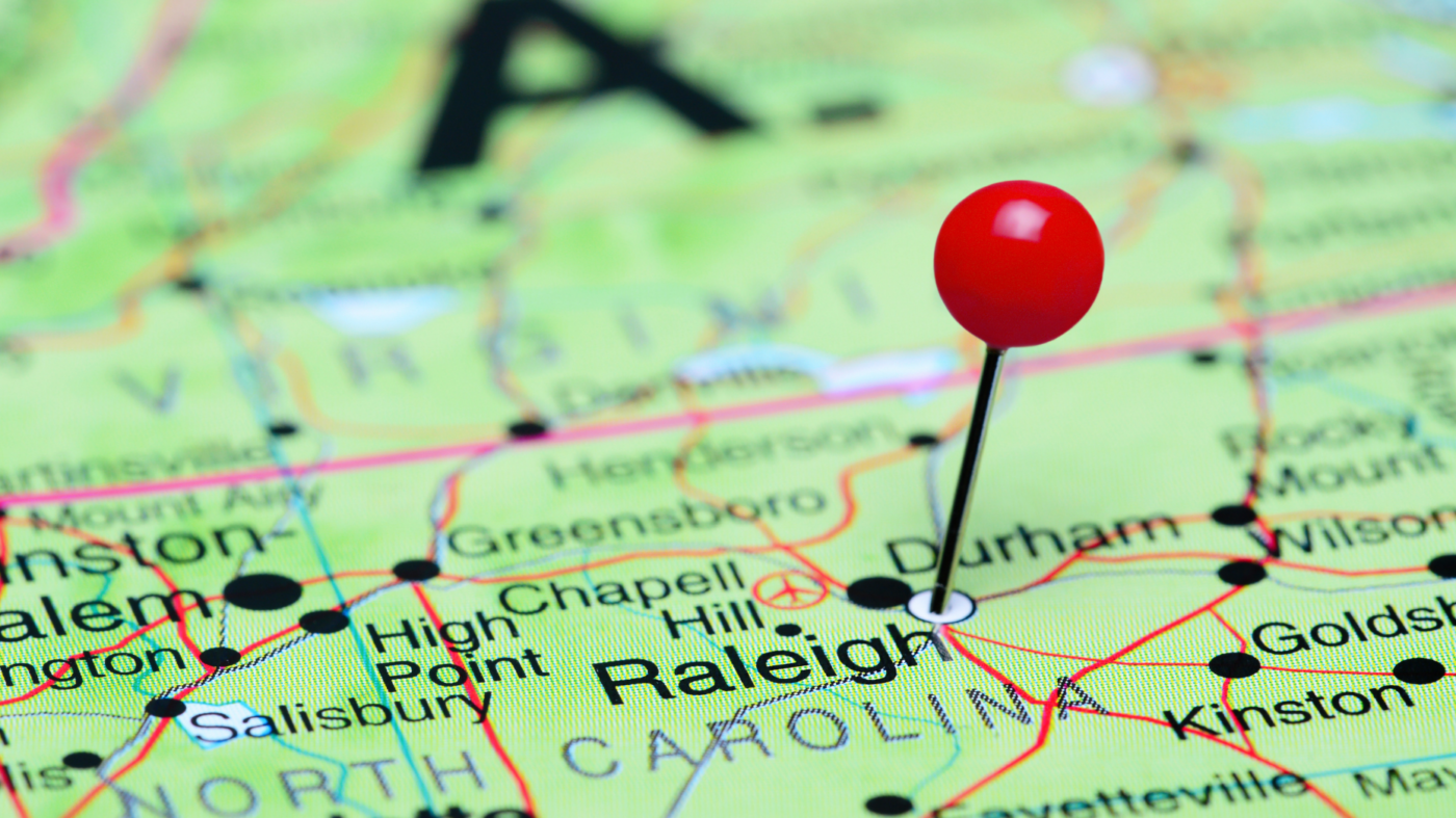 Compass launches first office in red-hot Raleigh, NC