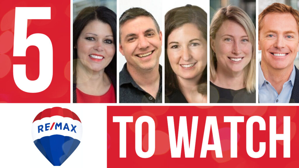 5 people to watch at RE/MAX as franchisor counts on investment pay-off