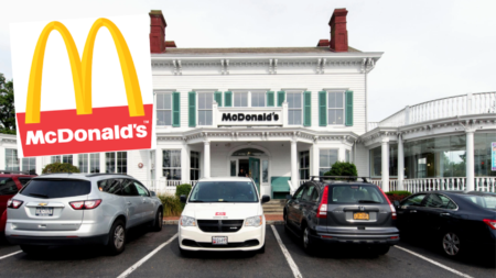 Is this the most beautiful McDonald's in America?