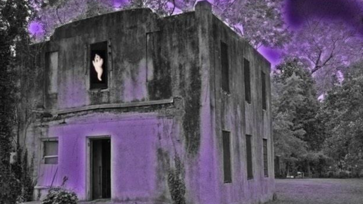 Haunted former jailhouse in Florida is all yours for $140K