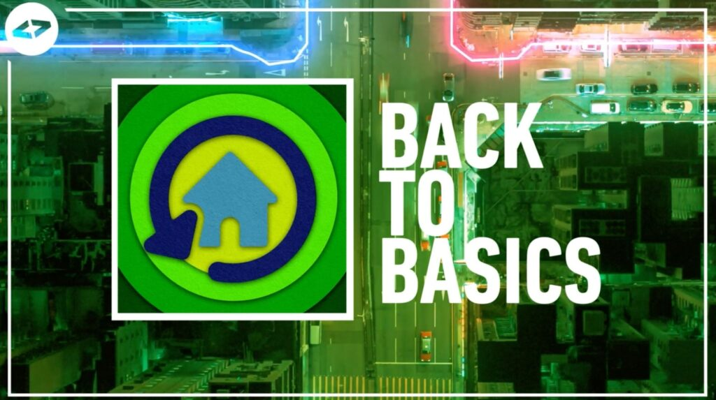 WATCH: Back to Basics 101 — Get dressed, and get to work