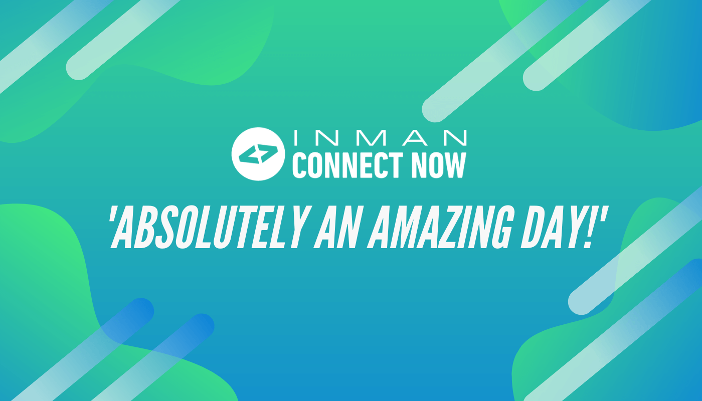 'Absolutely an amazing day!'